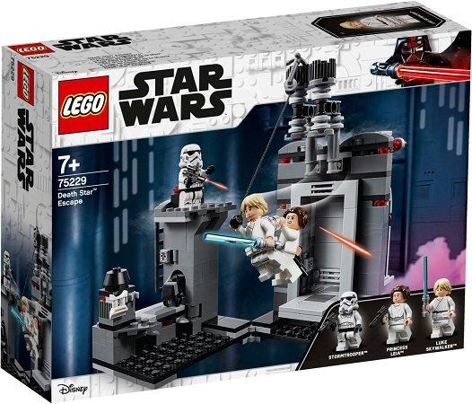 Fehler? LEGO Star Wars - Flucht vom Todesstern (75229) für 11€ (statt 22,25€)