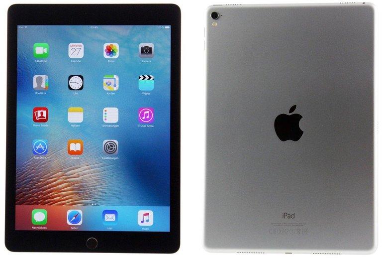 """iPad Pro 9,7"""" mit 32GB und WLAN für 287,10€ inkl. Versand (""""Wie neu"""")"""