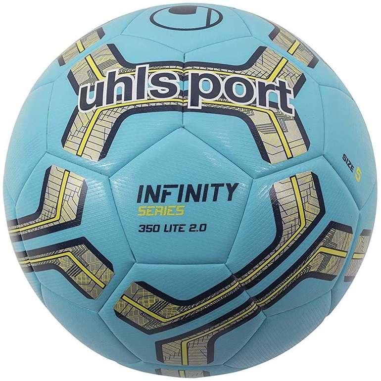 Uhlsport Infinity 350 Lite 2.0 Fußball in Gr. 5 für 11,94€ (statt 18€)