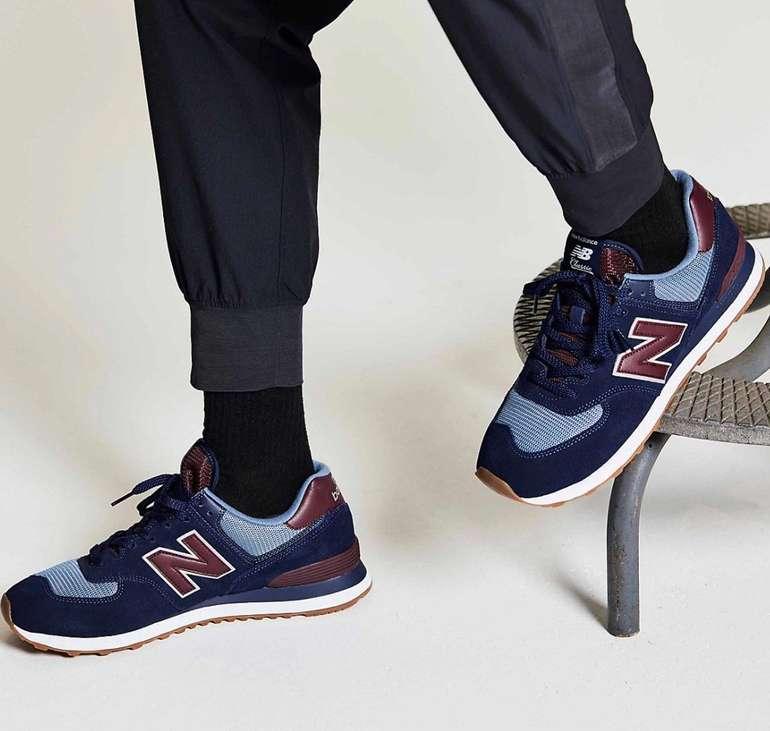 New Balance 574 Super Core Unisex Sneaker (versch. Farben) je für 52,64€ inkl. Versand (statt 63€)