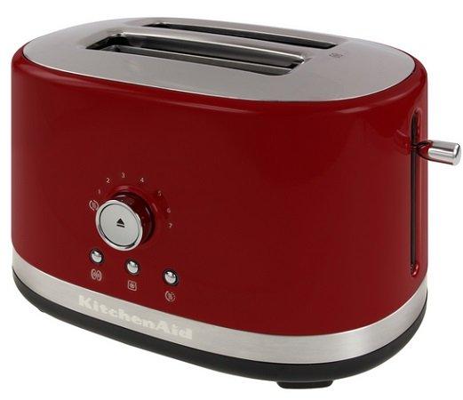 KitchenAid 5KMT2116EER 2 Scheiben Toaster Empire Rot für 79,90€ inkl. Versand