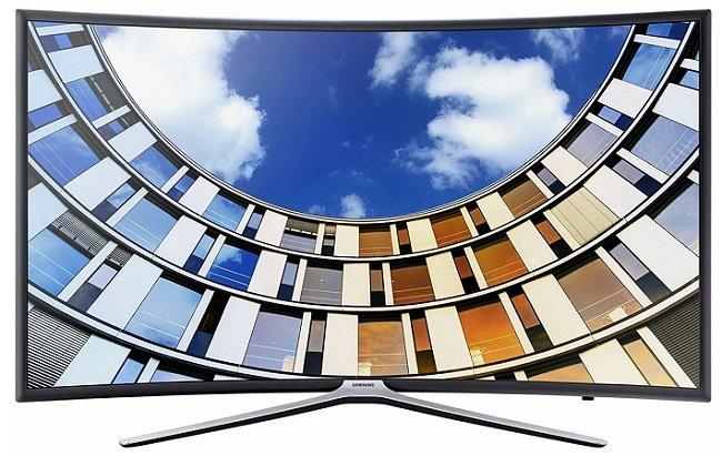 Samsung Curved Smart TV UE49M6399 mit 49 Zoll & Full HD für 449€ (statt 629€)