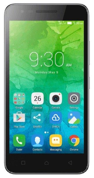 "Lenovo Vibe C2 5"" LTE Dual-SIM Smartphone mit 8GB ab 59€"