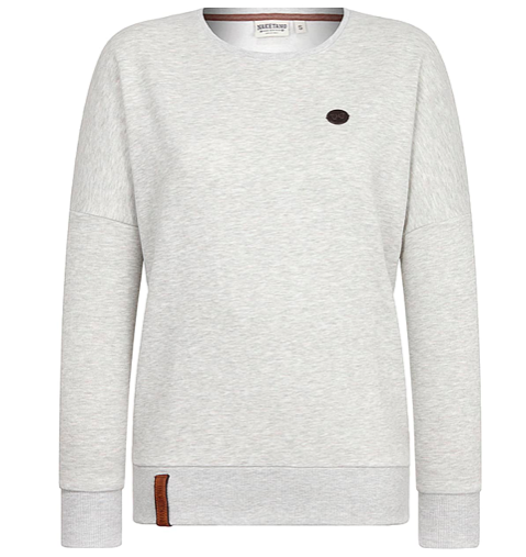 """Naketano Damen Sweatshirt """"2 Stunden Sikis Sport"""" für 23,66€ (statt 40€)"""