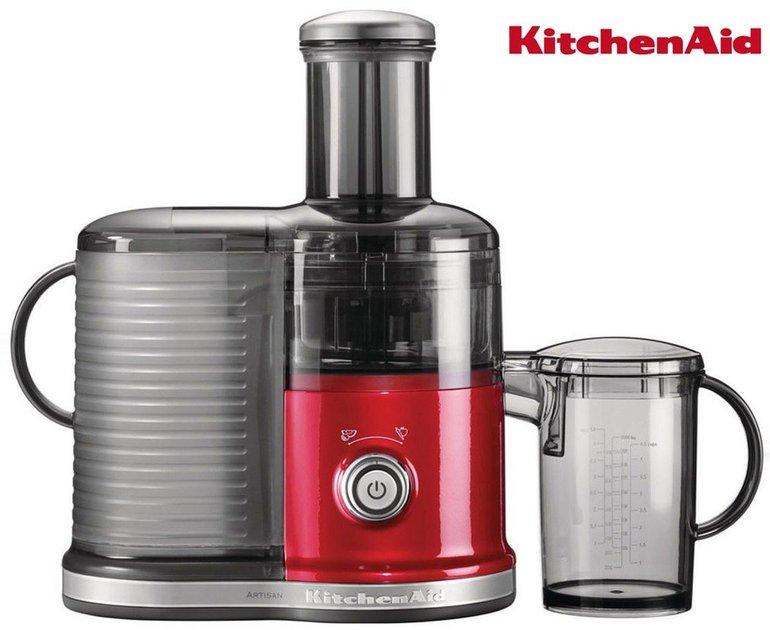 KitchenAid 5KVJ0332 Zentrifugal-Entsafter für 128,90€ inkl. Versand