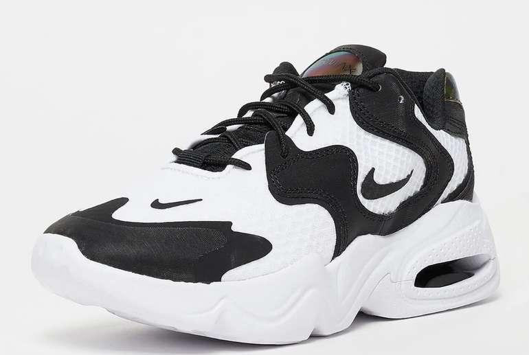 Nike Damen Air Max 2X Sneaker in schwarz/weiß für 52,99€inkl. Versand (statt 80€) - Größe: 37,5 bis 39!