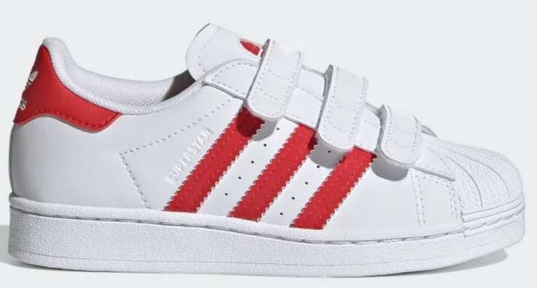 Adidas Superstar Schuh Kinder für 28,80€ inkl. Versand (statt 36€)