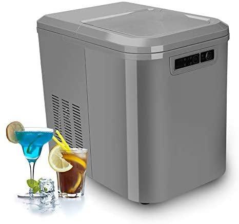 Hengda 120W Eiswürfelmaschine mit 2,2 Liter Wassertank für 83,99€ inkl. Versand (statt 120€)