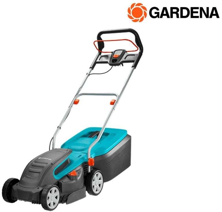 Gardena PowerMax Elektro-Rasenmäher 1400/34 für 99,95€ inkl. Versand (statt 119€)