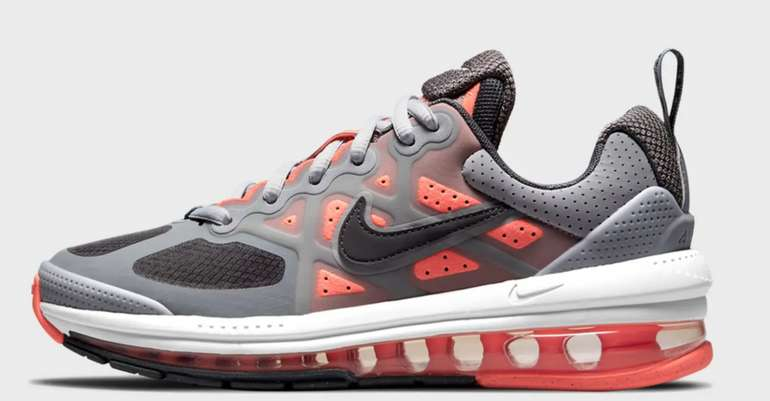 "Nike Air Max Genome (GS) in ""Smoke Grey"" für 53,99€inkl. Versand (statt 63€)"