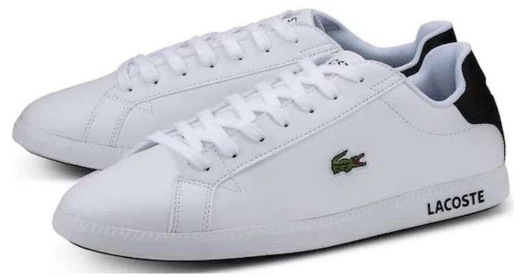 Lacoste Graduate 120 1 SFA Sneaker für 47,98€ inkl. Versand (statt 70€)
