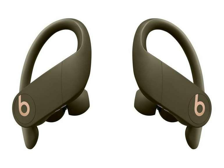 Beats Powerbeats Pro Wireless Bluetooth Kopfhörer in Moosgrün für 193,49€ (statt 230€)