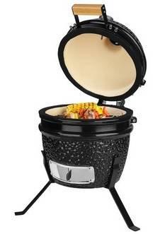 """GrillChef Kamado-Grill """"Mini"""" für 89,99€ inkl. Versand (statt 120€)"""