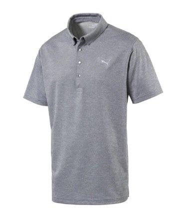 Puma Poloshirt in graumeliert für 19,50€ inkl. Versand (statt 35€)