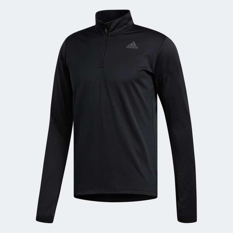 adidas Response Climawarm 1/4 Zip Longsleeve für 26,49€ (statt 48€) - Creators Club!