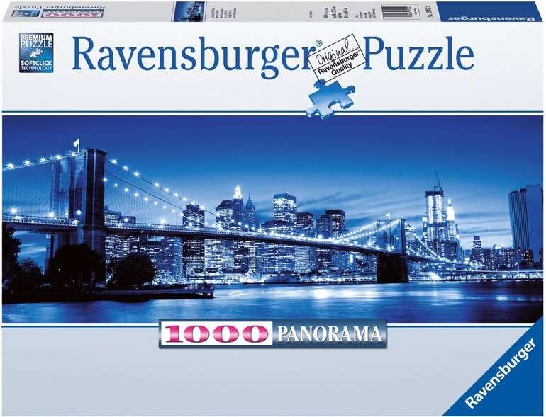 Ravensburger Leuchtendes New York (1000 Teile) für 8€ bei Abholung (statt 12€)