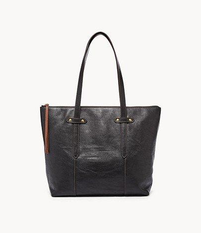 Fossil Damen Shopper Felicity in Schwarz oder Braun für 59€ inkl. Versand (statt 140€)