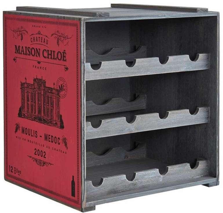 Butlers Weinregal Vinothek (für 12 Flaschen) für 29,99€ inkl. Versand (statt 40€)