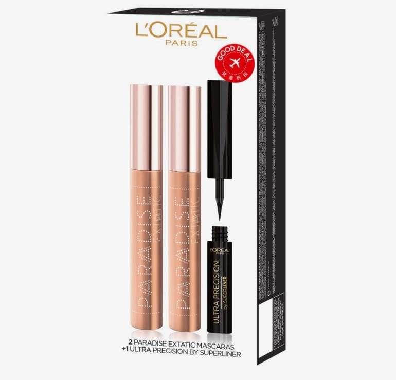 L'Oréal Paris Voluminous Lash Mascara Set (Travel Exclusive) für 13,90€ inkl. Versand (statt 17€)
