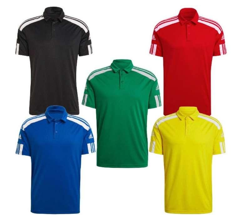 Adidas Performance Squadra 21 Poloshirt für 14,38€ (statt 18€)