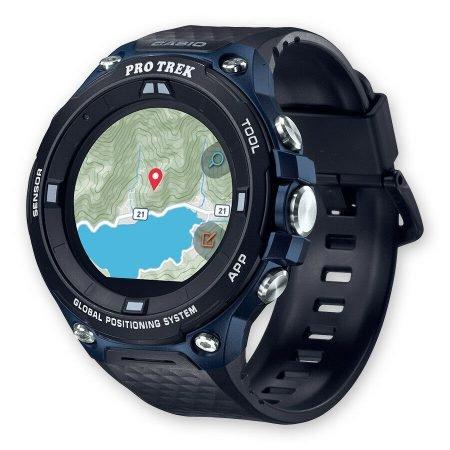 Casio ProTek Smartwatch WSD-F20A (GPS, wasserdicht) für 159,20€