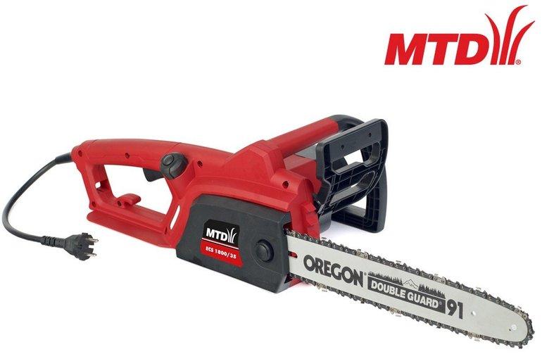 MTD ECS 1800/35 Elektro-Kettensäge für 48,90€ inkl. Versand