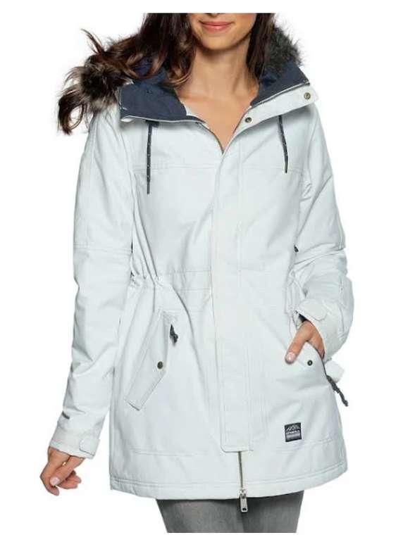 O'Neill Cluster II Damen Skijacke in weiß oder navy für 53,97€ inkl. Versand (statt 99€)
