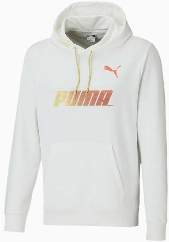 Puma XBU Neon Graphic Herren Hoodie für 32,72€ inkl. Versand (statt 70€)