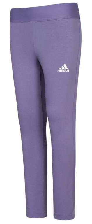 adidas Performance 3 Stripes Mädchen Leggings für 19,94€ inkl. Versand (statt 25€)