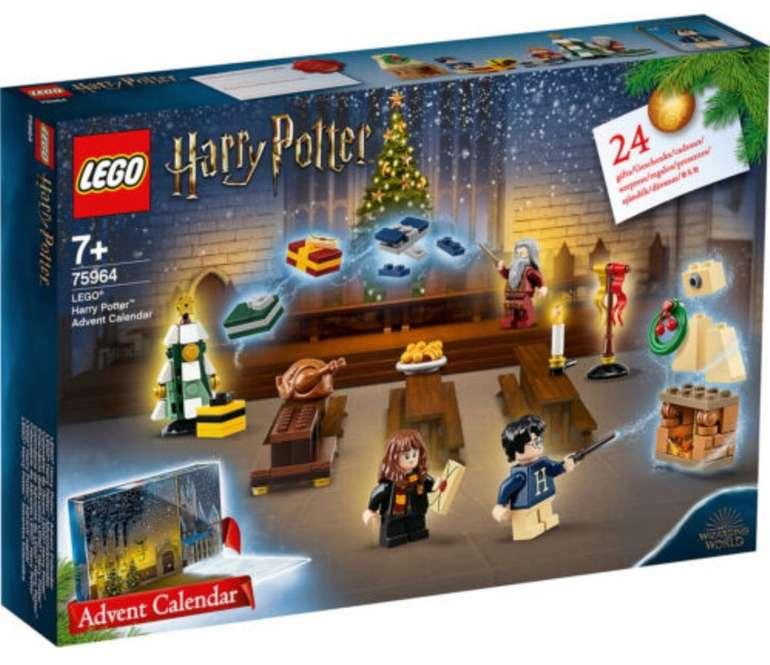 Lego 75964 Harry Potter Adventskalender ab 17,99€ zzgl. Versand (statt 26€)