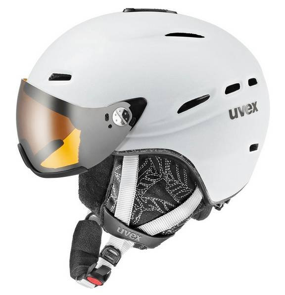 UVEX HLMT 200 Herren Skihelm für 47,45€ inkl. Versand (statt 90€)