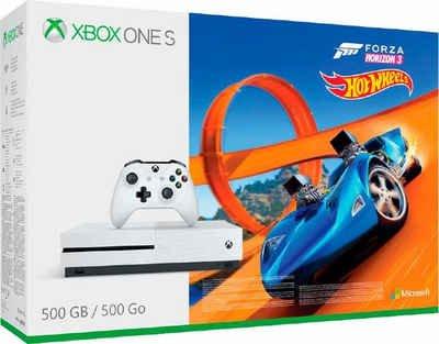 10% Rabatt auf Gaming-Artikel bei Otto, z.B Xbox One S + Forza Horizon 3 ab 171€