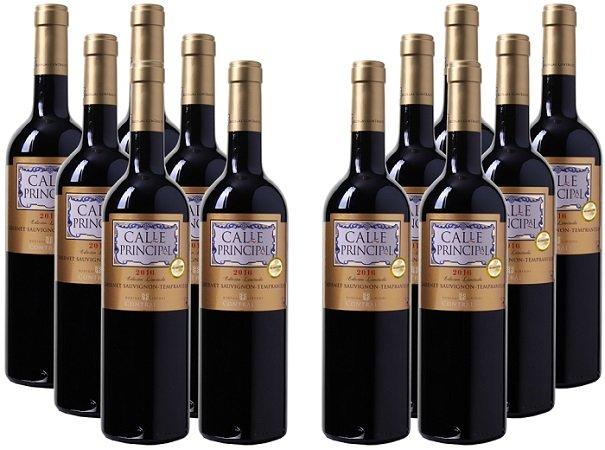 12x Calle Principal - Edición Limitada - Vino de la Tierra Castilla für 45€