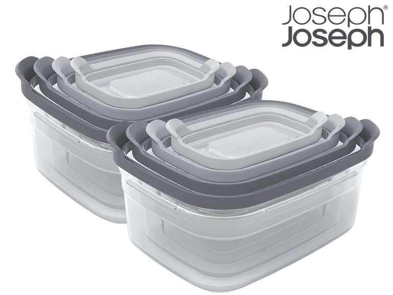 2x Joseph Joseph Behälterset (jeweils 4-teilig) für 33,90€ inkl. Versand (statt 62€)
