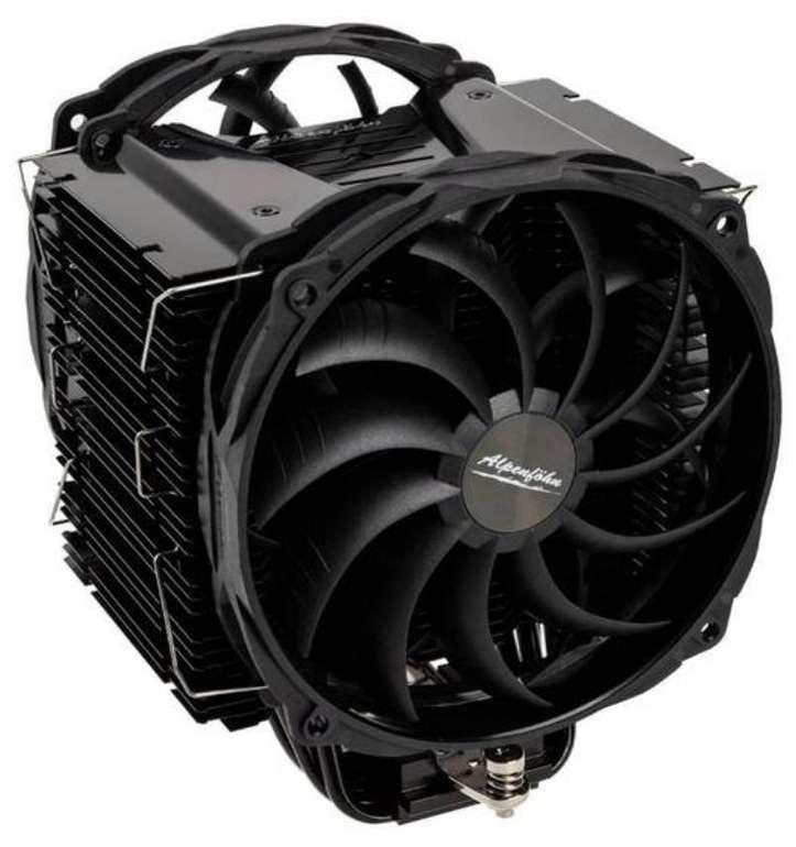 Alpenföhn Brocken 3 Black / White Edition CPU-Kühler - 2x140mm für 45,89€ inkl. Versand (statt 60€)