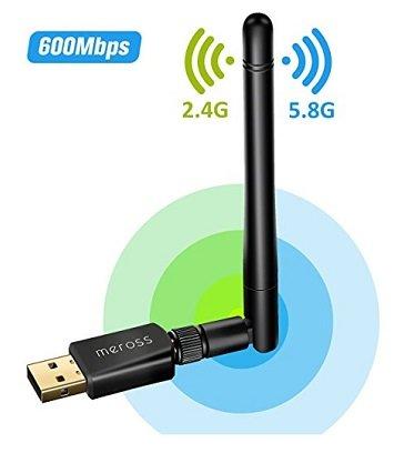 VicTsing - Wifi Adapter-Antenne 802.11n/g/b/a/ac für 9,99€ mit Primeversand