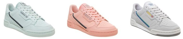 adidas Continental 80s Trainers Sneaker in vielen Farben 2