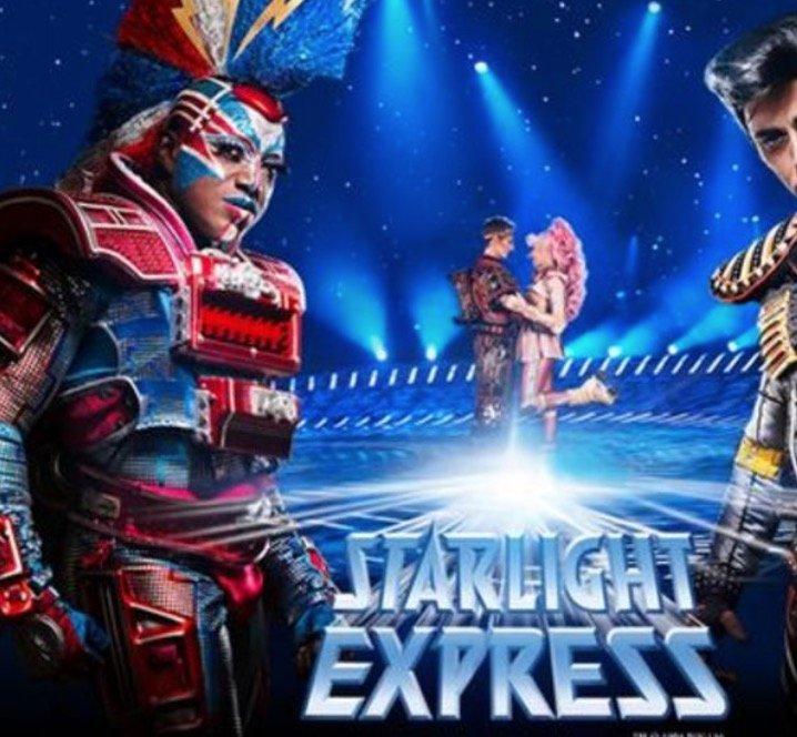 Ab Mitternacht: 32.000 Starlight Express Tickets der 2. Preiskategorie ab 32€ (1. PK ab 62€)