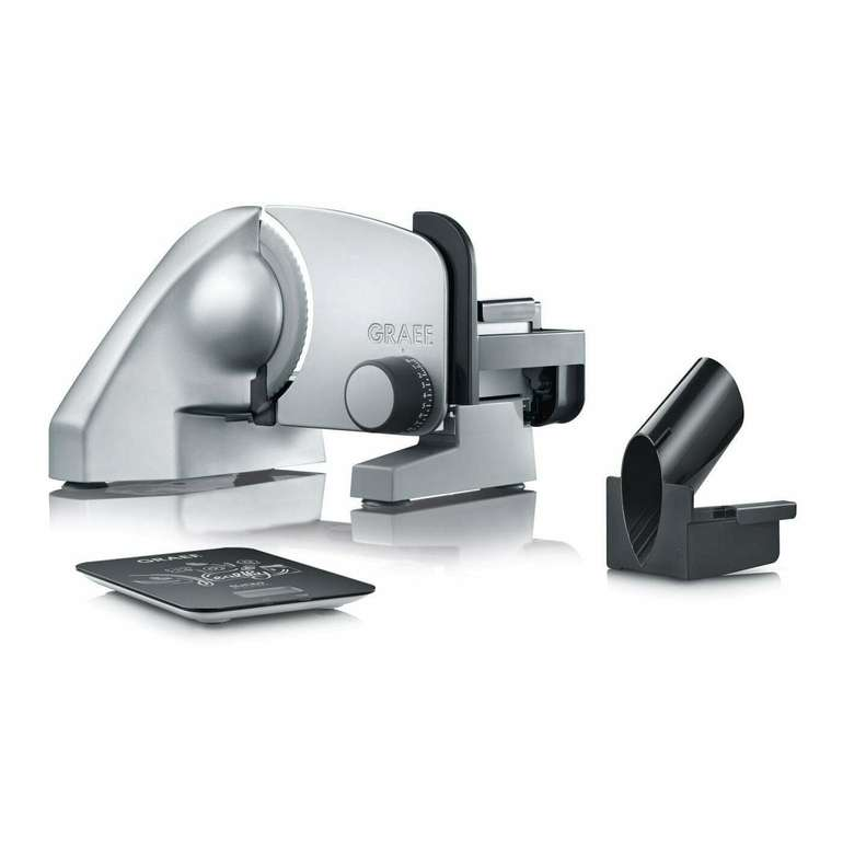 Graef Allesschneider C10 + Digitale Küchenwaage KS 202 für 199,99€ inkl. Versand (statt 244€)