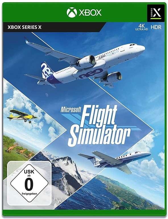 Microsoft Flight Simulator 2020 (Xbox Series X) für 52,54€ inkl. Versand (statt 63€)