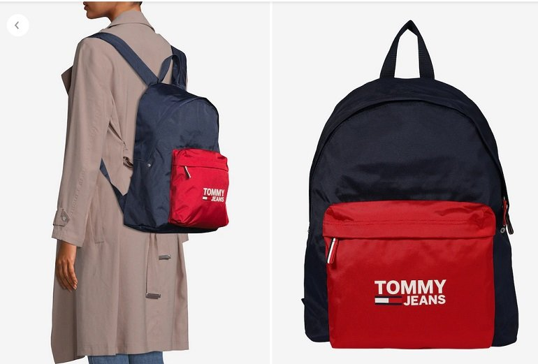 Tommy Jeans TJW COOL Cool City Rucksack