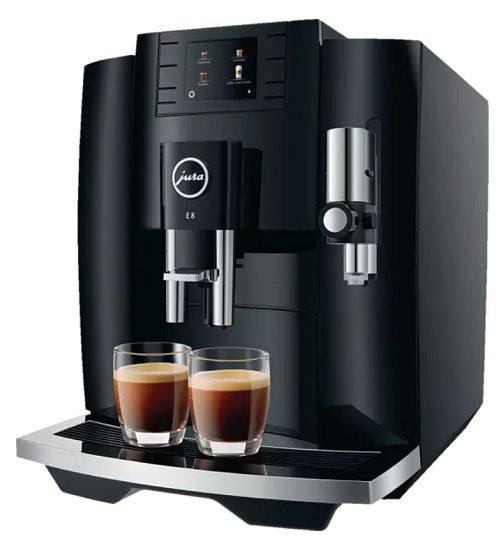 JURA E8 Kaffeevollautomat Modell 2020 für 798,36€ (statt 939€)