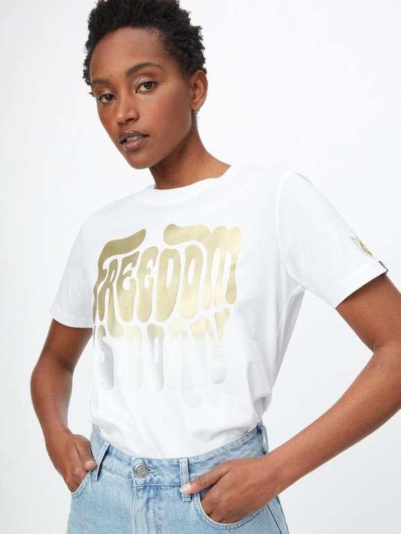 "Superdry Damen T-Shirt ""Military Narrative"" für 11,96€ inkl. Versand (statt 23€)"
