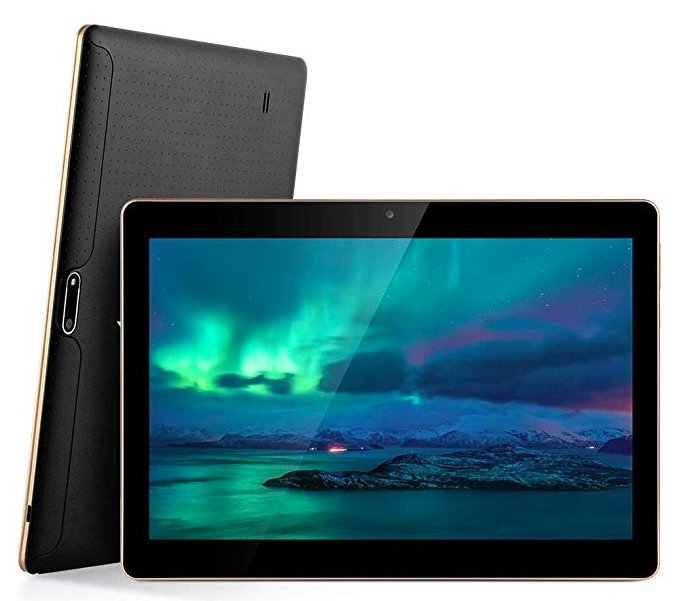 Mad Giga Android Tablet, 10.1 Zoll, 2GB RAM, 32GB Speicher für 57,93€