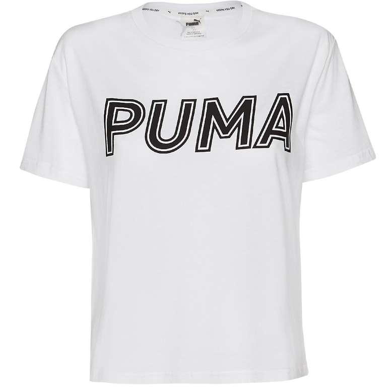 Puma Modern Sports Logo Damen T-Shirt (versch. Farben) für je 12,94€ inkl. Versand (statt 20€)