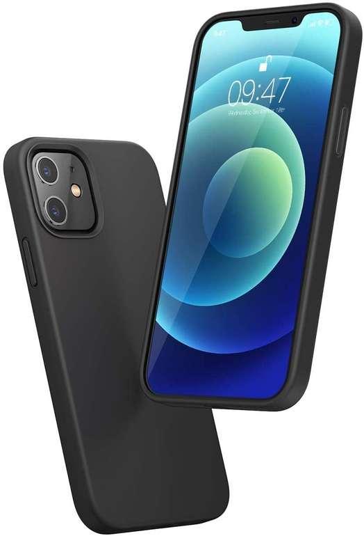 Ugreen Produkte bei Amazon günstiger, z.B. Silikon iPhone 12 Schutzhülle für 4,99€ inkl. Prime Versand
