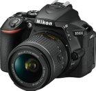 Nikon D5600 Kit mit 18-55mm Objektiv für 499€ + Nikon AF-S DX 1,8G/35mm gratis!