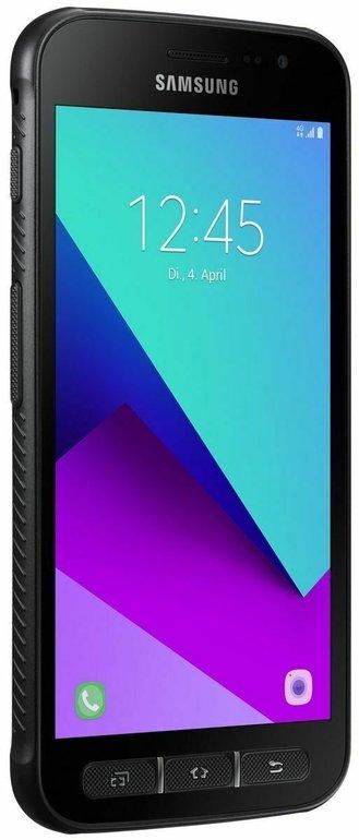Samsung G390F Galaxy Xcover 4 in Schwarz mit 16GB und LTE für 149,90€