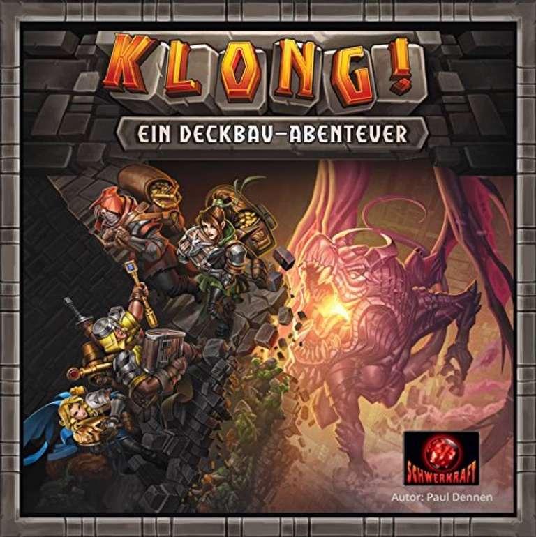 Klong! ein Deckbau-Abenteuer für 44,55€ inkl. Versand (statt 65€)