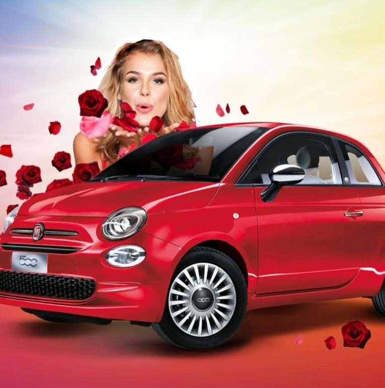 Privat- und Gewerbe-Leasing: Fiat 500 Pop Star Automatik für 79€ mtl. (LF: 0,48) - Vollkasko für 29€ mtl.